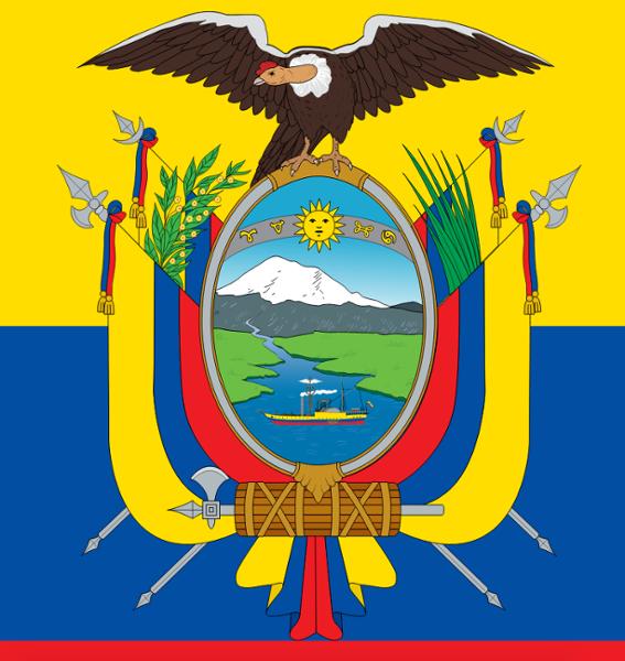 Signification du drapeau équatorien